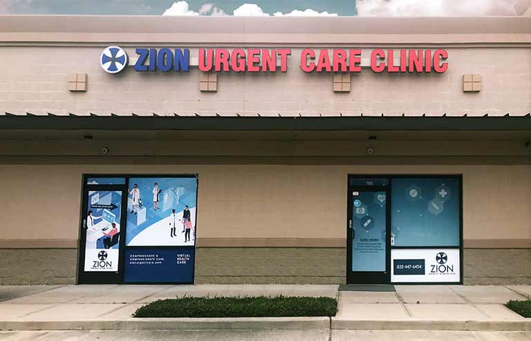Zion Urgent Care Center